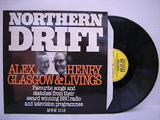 Northern Drift - Alex Glasgow & Henry Livings, MWM-1018 Ex+ A1/B1 Press