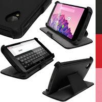 Cuir PU Étui Housse Case Coque Cover Flip Rabat pour LG Google Nexus 5 D820