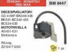 BOBINA DECESPUGLIATORE ZENOAH KOMATSU RED MAX G3 G4 G5 G5KF BK346 BK531 BC342