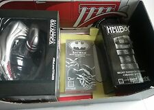 Loot Crate Cylon Raider Battlestar Galactica, Batman Keychain, Hellboy bank