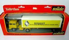 Ancien Camion Solido Renault Saviem