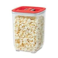 OGGI Stack N' Store Square Canister Red 5538.2