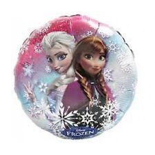 Frozen Party Anna & Elsa 43cm Foil Helium Balloon