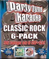 Various Artists - Party Tyme Karaoke: Classic Rock (Various Artists) [