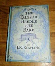 The Tales of Beedle the Bard by J. K. Rowling (Hardback, 2008) VGC