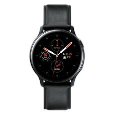 NUEVO Samsung Galaxy Watch Active 2 R830 40mm Stainless Steel - Negro