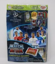 Season 2015/16 Topps Match Attax Starter Pack Sealed w/ Cristano Ronaldo Card!