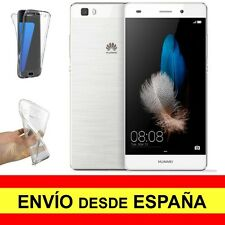 Funda Doble Transparente para HUAWEI P8 LITE Antichoque Total a2264