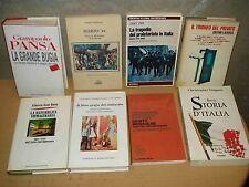 STORIA DEL '900 - Libri sulla storia d'Italia del XX secolo, a 11 € cadauno.