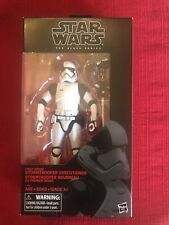 Star Wars The Black Series First Order Stormtrooper Executioner 6 in