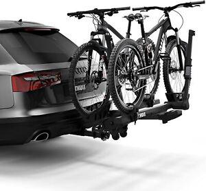 "New Thule T2 Pro XTR Platform Hitch Mount Bike Rack 1.25"" Receiver"