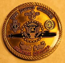 USS Jimmy Carter (SSN-23) Navy Challenge Coin