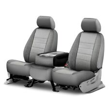 For Ford F-150 04-08 Fia Series 1st Row Dark Gray & Light Gray Seat Covers