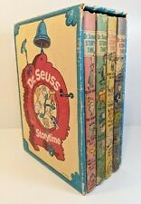 Vintage Dr. Seuss Storytime Complete 4 Volume Box Set 1974 Random House