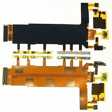 Replacement Power Flex Cable With Volume Buttons & Vibator For Sony Xperia Z3