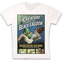 Creature From The Black Lagoon 50s Movie Retro Vintage Unisex T Shirt 2080