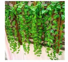 7.87 ft Artificial Ivy Leaf Garland Plants Vine Fake Foliage Flowers Home Decor