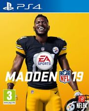 Madden NFL 19 (PS4)  BRAND NEW AND SEALED - IN STOCK - QUICK DISPATCH
