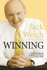 Winning: The Ultimate Business How-To Book by Suzy Welch, Jack Welch (Paperback,