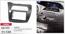 CARAV 11-120-11-2 Fascia double DIN Install dash Kit for HONDA Civic Hatchback