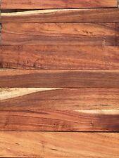 "Curly Hawaiian Koa 9 Reclaimed Boards 16-24""x2-4x1"" For Fine Woodworking"
