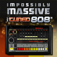 PREMIUM Roland Tuned 808 Bass Samples TR-808 TR-909 TR808 TR909 Hip Hop Trap XL