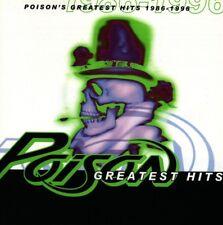 POISON - GREATEST HITS 1986-1996 CD ~ UNSKINNY BOP BRET MICHAELS 80's 90's *NEW*