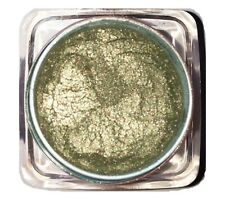 GREAT WALL Green Olive Natural Loose Mineral Eye Pigment Shimmer Shadow Ultimo!