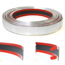 20mm Chrome Styling Strip Trim Moulding Exterior Car Van Truck Pickup Boat 3m