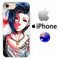 iPhone Case Cover Silicone Tokyo Ghoul Kaneki Touka Bloody Anime Uta Punk Rock A