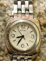 Retro Contemporary Pulsar VX82-X304 Date Ladies Watch Stainless Steel Bracelet