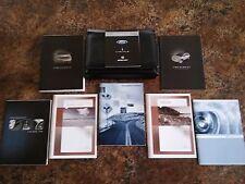 2007 Lincoln MKX Owners Manual w/ Navigation Manual & Case  - #G-#H-#I-#J-#K-#L