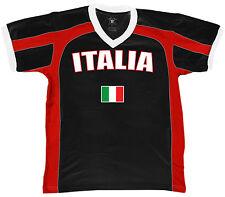Italy Italia Repubblica Italiana Republic Rome Flag Pride Retro Sport T-shirt