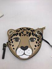 $119 Kate Spade Run Wild Leopard Coin Purse KS12