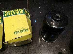 Mann WK8019 Fuel Filter KIA Spin on Service parts