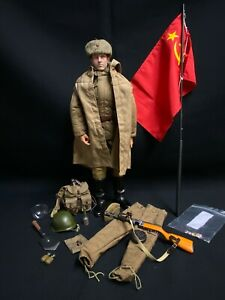 DRAGON / DID WWII RUSSIAN RURIK 1:6 Scale Action Figure