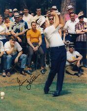 Gene Littler #6 8x10 Signed Photo w/ COA  Golf 031719