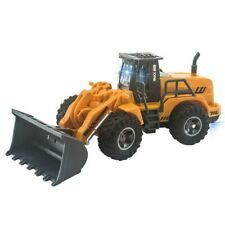 Children 1:30 RC Bulldozer Construction Truck Kids Remote Control Car Toy