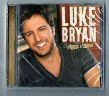Tailgates & Tanlines by Luke Bryan (CD, Aug-2011, EMI) new sealed