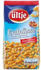 (6,59EUR/1000g) Ültje Erdnüsse ohne Fett geröstet - pikant gewürzt - 1kg