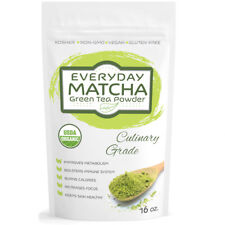 Matcha Outlet Everyday Green Tea Powder (16oz) FREE 1-3 Day USA Shipping
