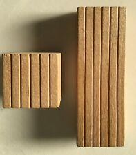 Fisher Price Lift & Load Lumber Yard #944 - 2 Pieces of Wood Lumber