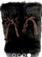 Oscar Sport Beaver Fur Boots 41