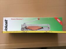 Fliesenschneidemaschine, Fliesenschneider für 400 mm Schnittlänge