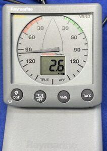 Raymarine ST60+ Wind Instrument Display A22012-P Raytheon Autohelm