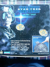 Borg Sphere Star Trek First Contact - Playmates 1996 - Complete in box
