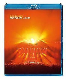 Schiller - Sonne Live [Blu-ray]   DVD   Zustand sehr gut