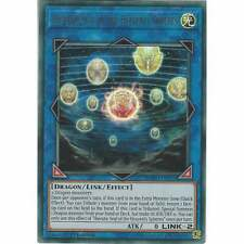 Hieratic Seal of the Heavenly Spheres DUPO-EN027 Ultra Rare - 1st Edition YuGiOh