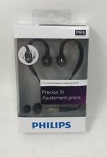 Philips SHS8100 Ear-Hook Headphones - Black