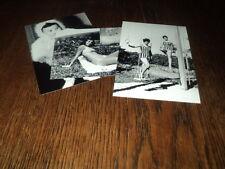 SHEILA LOT DE PHOTOS FORMAT 10*15 N&B - THEME 003 ENFANCE - 3 PRISES